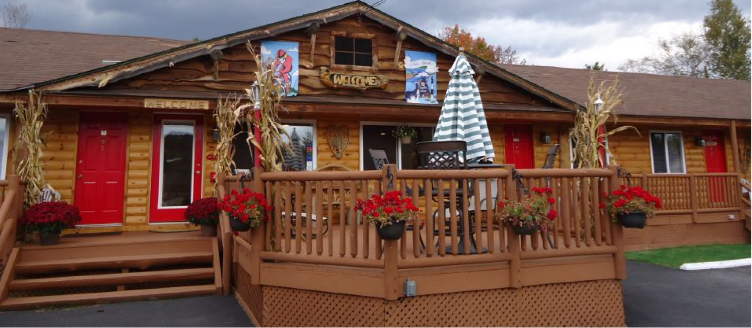 ENJOY ALL OF THE COMFORTS OF HOME IN A TRANQUIL WOODED ENVIRONMENT AT ALPINE COUNTRY INN & SUITES